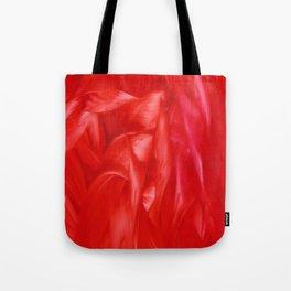 Bes Red Tote Bag