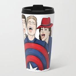 Team Carter Travel Mug