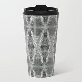 SnowDiamondsOfGray Travel Mug