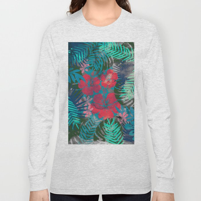 Tarzan Boy Style Long Sleeve T-shirt