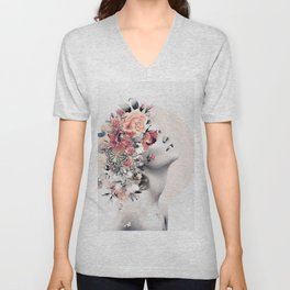 Bloom 7 Unisex V-Neck