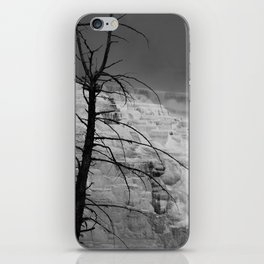 Mystical View Over Minerva Spring iPhone Skin
