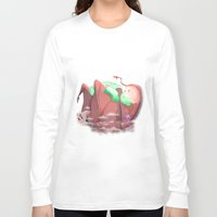 mother Long Sleeve T-shirts featuring Mother by Seez