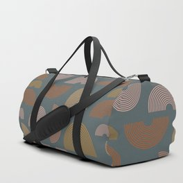 Boho Desert Rainbows Duffle Bag