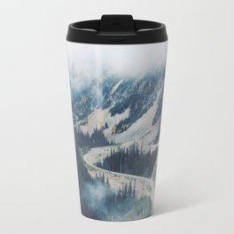 Mountain Loops Travel Mug