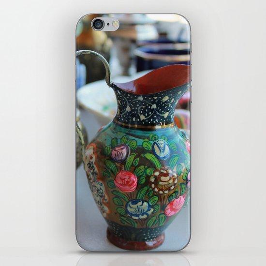 Vase iPhone & iPod Skin