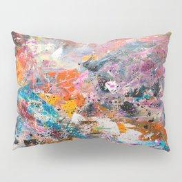 ILLUSIVE MOUNTAINS Pillow Sham