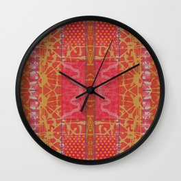 Transitional Object Wall Clock