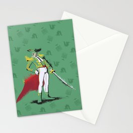 Shin Megami Tensei - Fiend Matador Alt. Stationery Cards