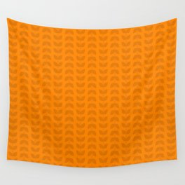Autumn Glory Leaves Wall Tapestry