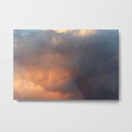 Wanna | sky photography  Metal Print