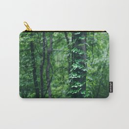 A Tree Grows in the Woods Carry-All Pouch