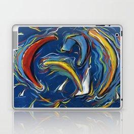 Ocean Kites Laptop & iPad Skin