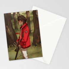 The Hunter's Code Stationery Cards