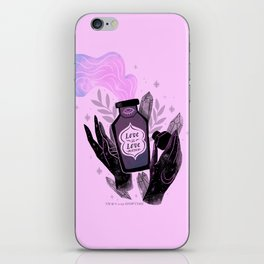 """""""Love is Love Potion"""" inspired by The L Word iPhone Skin"""