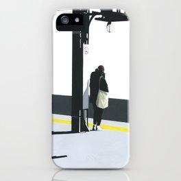 Japan Station iPhone Case