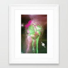 &dos Framed Art Print