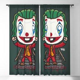 Joker Dance Blackout Curtain