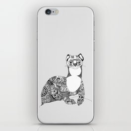 Searching for Dok iPhone Skin