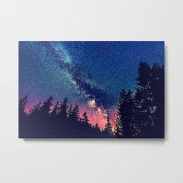 Milky Way IV Metal Print