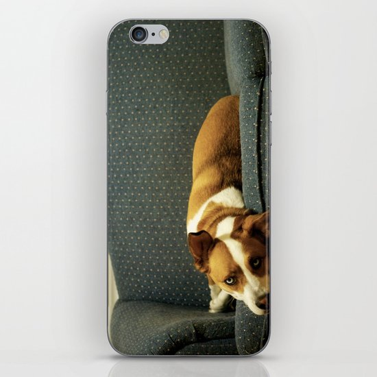 Bored With My Days iPhone & iPod Skin