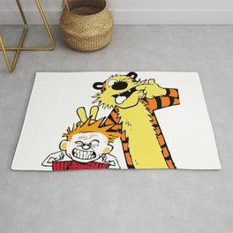 Calvin And Hobbes Rug