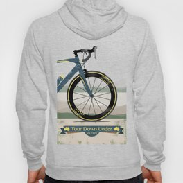 Tour Down Under Bike Race Hoody