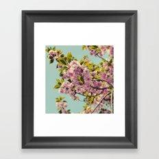 Spring Fever Framed Art Print