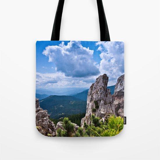 Nature love #landscape Tote Bag