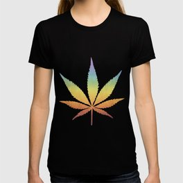 Somewhere over the rainbow, way up high T-shirt
