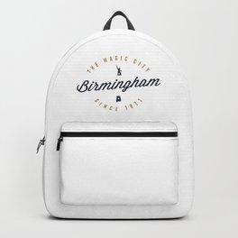 Birmingham, Alabama - The Magic City Backpack