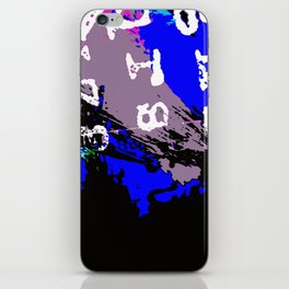 abstract 9 iPhone Skin