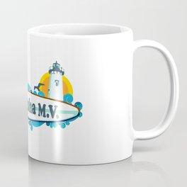 Menemsha - Martha's Vineyard. Coffee Mug