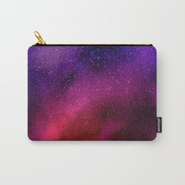 The Journey Not Taken: Abstract Art Carry-All Pouch