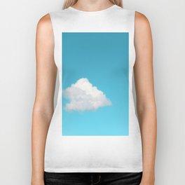 Happy Cloud Biker Tank