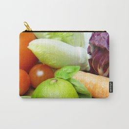 Fresh Vegetables - Restaurant or Kitchen Decor Carry-All Pouch