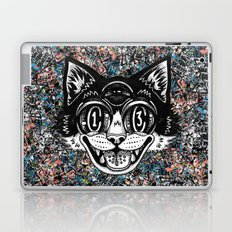 The Creative Cat Laptop & iPad Skin
