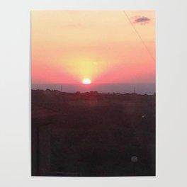 Italian Sunset 1 Poster