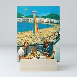 A Summer Vacation Mini Art Print