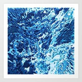 Canagawa Art Print