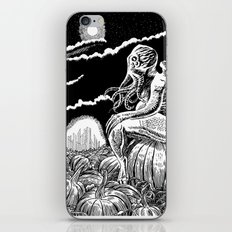 It's the Great Cthulhu! iPhone Skin