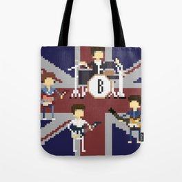 English musician  Tote Bag