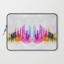 Color New York Skyline 03 Laptop Sleeve