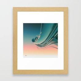 T+1 (everyday 12.29.15) Framed Art Print