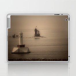A Lighthouse & Beacon Laptop & iPad Skin