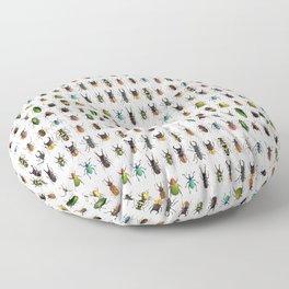 Magnificent Beetles Floor Pillow