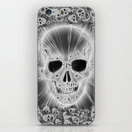 Skull 20161119 iPhone Skin