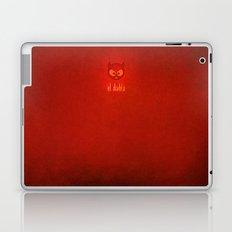 el diablo Laptop & iPad Skin