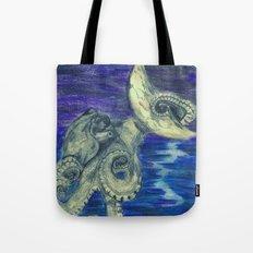 Noctopus Tote Bag