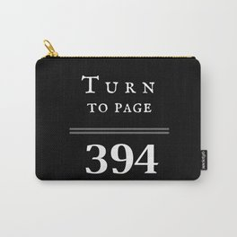 Page 394 Carry-All Pouch
